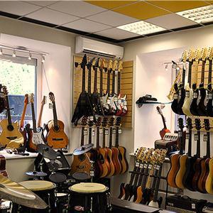 Музыкальные магазины Жилево