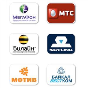 Операторы сотовой связи Жилево