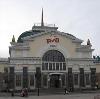 Железнодорожные вокзалы в Жилево