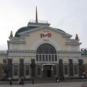 Железнодорожные вокзалы Жилево